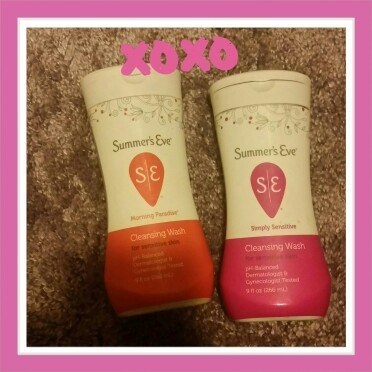 Summer's Eve Cleansing Wash for Sensitive Skin uploaded by Aishel hiu mei G.