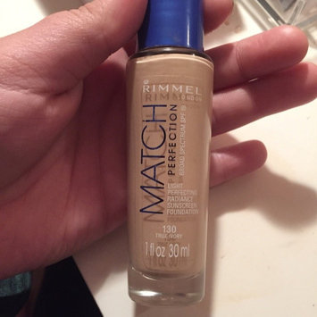 Rimmel: Rimmel Match Perfection Foundation True Ivory uploaded by Abby D.