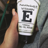 Fruit of the Earth Vitamin-E 4-ounce Firming Facial Mask uploaded by Kayla B.
