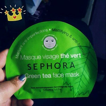 Photo of SEPHORA COLLECTION Face Mask Green Tea Mattifying & Anti-blemish uploaded by Valerie N.
