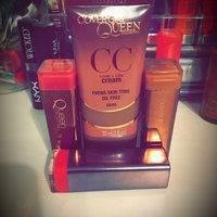 COVERGIRL Queen Collection CC Cream Q640 Sheer Espresso  uploaded by Donte W.