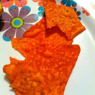 Doritos Jacked Ranch Dipped Hot Wings Tortilla Chips uploaded by Amy B.