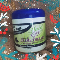Mane 'n Tail Herbal Gro Olive Oil Complex Cream Therapy 5.5 Oz Plastic Jar uploaded by Melissa W.