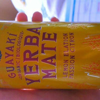 Guayaki Brand Yerba Mate Lemon Elation uploaded by Pearl F.