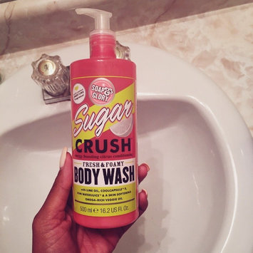 Soap And Glory Sugar Crush Fresh And Foamy Body Wash Sweet Lime Fragrance 500ml uploaded by Charlie A.