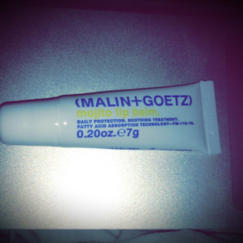 MALIN+GOETZ mojito lip balm uploaded by Jennifer F.