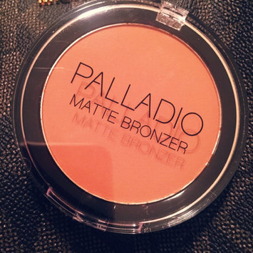 Photo of Palladio Herbal Matte Blush uploaded by Jackie D.