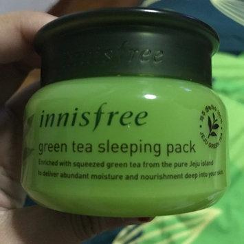 Photo of Innisfree - Green Tea Sleeping Pack 80ml uploaded by Yusnirah M.