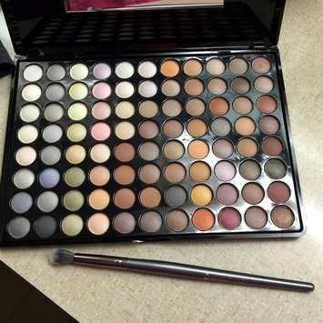 Photo of BH Cosmetics 88 Neutral Eyeshadow Palette uploaded by Abby S.
