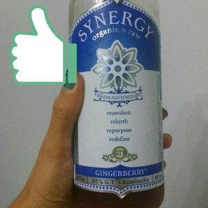 Photo of GT's Raw Organic Kombucha Gingerberry uploaded by Jacqueline W.