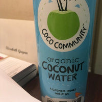 Coco Community Organic Coconut Water uploaded by Fuxwitmyschwagg B.