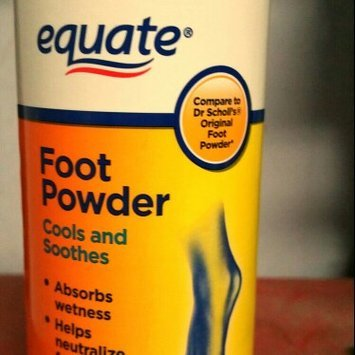 Equate Foot Powder uploaded by nereida p.