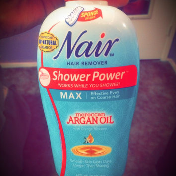 Photo of Nair Shower Power Max with Moroccan Argan Oil uploaded by Liz o.