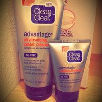 Clean & Clear® Advantage® Oil Absorbing Cream Cleanser uploaded by Marieka B.