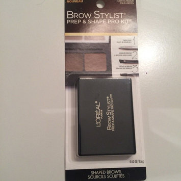 L'Oréal Paris Brow Stylist® Prep & Shape Pro Kit™ uploaded by Maegan B.