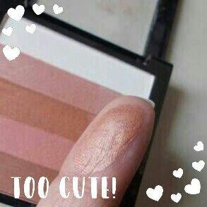 Photo of Revlon Highlighting Palette uploaded by Nataly R.