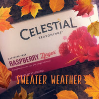 Celestial Seasonings® Raspberry Zinger Herbal Tea Caffeine Free uploaded by Lauren C.