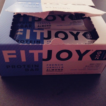Photo of Cellucor FitJoy(tm) Protein Bar - French Vanilla Almond uploaded by becky L.