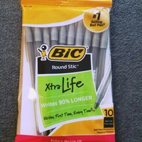 BIC Cristal Ball Point Pens - Black Ink, 8 pack uploaded by Angelica D.