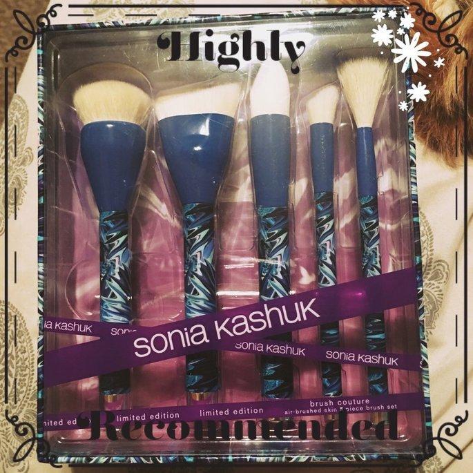 Sonia Kashuk Air-Brushed Skin 5-piece Brush Set, Multi-Colored uploaded by Jasmine R.