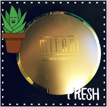 Photo of Milani Even-Touch Powder Foundation uploaded by Caitlin W.