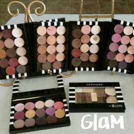 Photo of SEPHORA COLLECTION Z Palette Baby uploaded by Lori B.