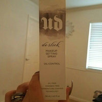 Urban Decay De-Slick Oil Control Makeup Setting Spray uploaded by Jacqueline P.