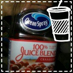 Photo of Ocean Spray 100% Juice Cranberry uploaded by Simona C.