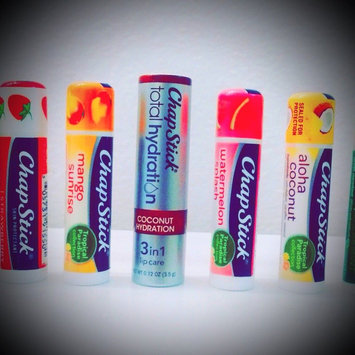Photo of ChapStick® Lip Balm Skin Protectant - Classic Strawberry uploaded by Crystal C.
