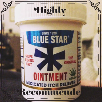 Photo of Blue Star Ointment 2 oz uploaded by Adrian K.