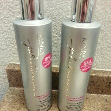 Kenra Platinum Color Charge Conditioner uploaded by Catalina A.