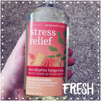 Bath & Body Works Aromatherapy Stress Relief Eucalyptus Tangerine Body Wash 10 Oz. [Eucalyptus Tangerine] uploaded by Miranda C.