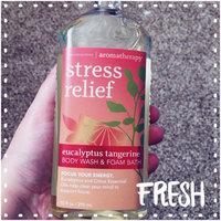 Bath & Body Works Aromatherapy Stress Relief Eucalyptus Tangerine Body Wash 10 Oz. [Eucalyptus Tangerine] uploaded by Miranda C.