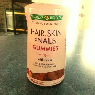 Nature's Bounty Optimal Solutions Hair, Skin and Nails Gummies - 220 Count uploaded by Terri S.