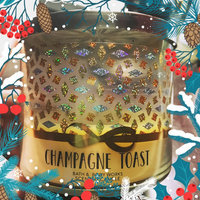 Bath & Body Works Champagne Toast Candle uploaded by Jennifer S.