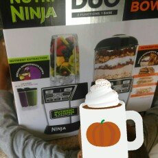 Photo of Nutri Ninja Blender DUO with Auto-iQ uploaded by Channel J.