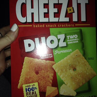 Cheez-It Duoz™ Sharp Cheddar and Parmesan uploaded by Emily B.