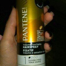 Photo of Pantene Pro-V Flexible Hold Non-Aerosol Hair Spray uploaded by Sara G.