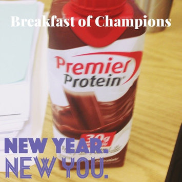 Photo of Premier Nutrition Premier Nurtition, Premier Protein Chocolate 11oz 12/Case uploaded by Lindsey B.