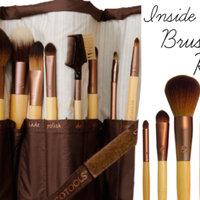 ecoTOOLS Make-Up Kabuki Brush Set uploaded by Gabrielle M.