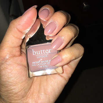 Photo of Butter London Patent Shine 10X Lacquer uploaded by Wendy C.