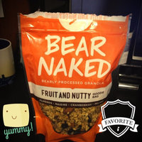 Bear Naked Fruit and Nut 100% Pure & Natural Granola uploaded by Amber A.