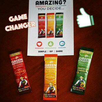 Photo of Amazing Grass - Green SuperFood Energy Drink Powder Lemon Lime - 15 Packets uploaded by Johannah S.