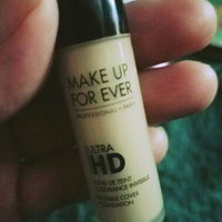 MAKE UP FOR EVER Ultra HD Foundation uploaded by Sarah C.