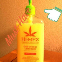 Hempz Limited Edition Goji Orange Lemonade Moisturizer uploaded by Erin P.
