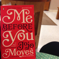 Me Before You by Jojo Moyes uploaded by Cynthia M.