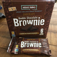 Nature's Bakery Double Chocolate Brownie Chocolate 6 Twin Packs uploaded by Heather C.