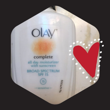 Olay Complete Cream All Day Moisturizer with SPF 15 for Sensitive Skin uploaded by Cruzita-Maria L.