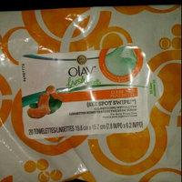 Olay Fresh Effects S'wipe Out! Refreshing Make-up Removal Cloths uploaded by Diana D.