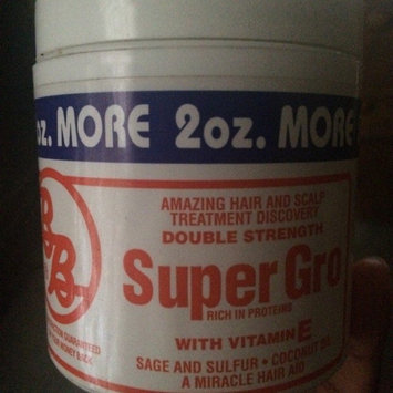 Photo of Bronner Bros. BB Super Gro with Vitamin E uploaded by Monay D.